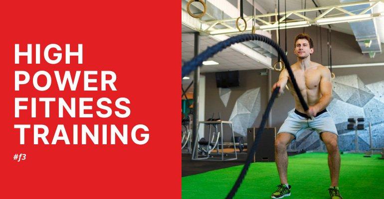 high-power-fitness-training